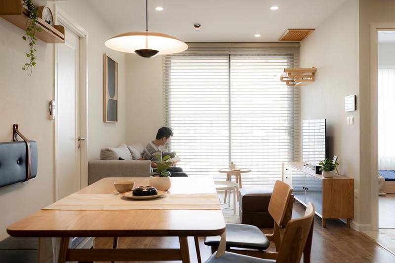 Ngôi nhà nhỏ 85m2 được thiết kế và thi công hồi năm 2019