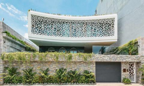 Biệt thự San hô – Độc đáo với hình ảnh san hô ở địa phương