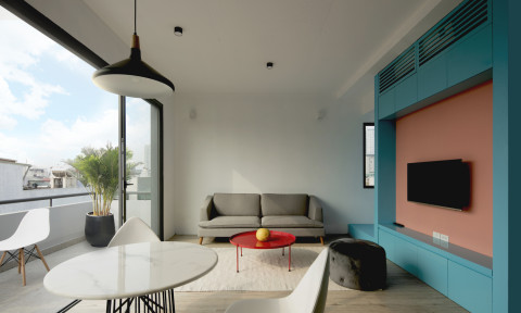 Jasmine House – Căn hộ tinh tế và khác biệt giữa trung tâm Hà Nội