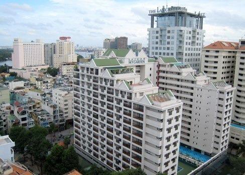 Thị trường căn hộ dịch vụ TP HCM. Ảnh: Vũ Lê