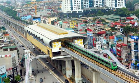 Chính thức thành lập Tổ công tác chỉ đạo xử lý vướng mắc tuyến đường sắt Cát Linh – Hà Đông
