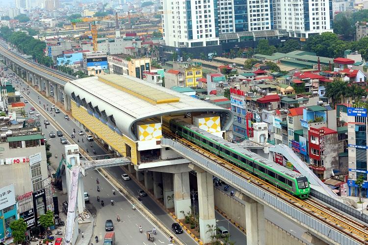"""Thành ủy Hà Nội và Bộ GTVT đã đi đến nhất trí với phương án sẽ thực hiện """"nghiệm thu có điều kiện"""" đối với dự án đường sắt Cát Linh – Hà Đông, nhằm sớm đưa công trình này vào sử dụng cũng như xử lý triệt để các vướng mắc với Tổng thầu Trung Quốc"""