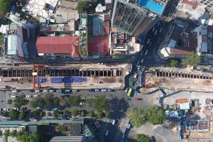 TPHCM: Tuyển chọn thiết kế không gian ngầm ga Bến Thành