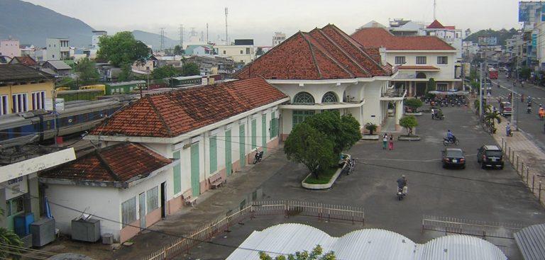 Khánh Hoà yêu cầu giữ nguyên trạng kiến trúc di tích lịch sử, văn hoá ga Nha Trang