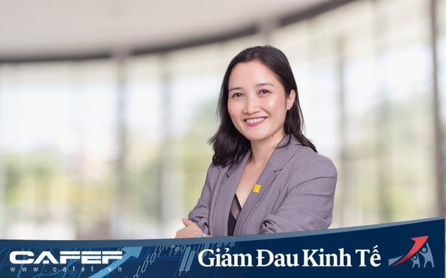 Bà Từ Thị Hồng Anh, chuyên gia bán lẻ Savills Việt Nam