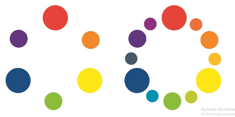 Bảng hướng dẫn pha màu căn bản trong sách Let's Colour Learning