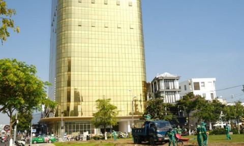 Xử phạt đối với công trình lắp kính phản quang ảnh hưởng mỹ quan đô thị