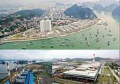 4 câu hỏi liên quan đến chủ đề phát triển kinh tế đô thị ven biển