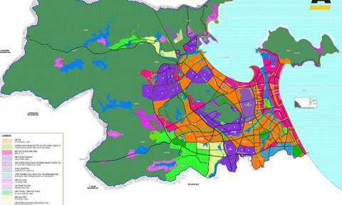 Công khai lấy ý kiến góp ý Đồ án điều chỉnh Quy hoạch chung thành phố Đà Nẵng