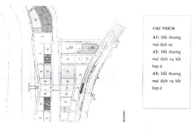 Bản đồ phân khu khu vực Trường Thọ - Đô thị tương lai