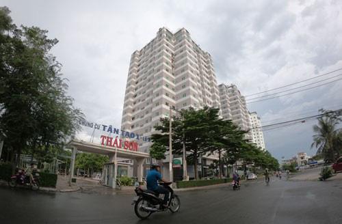"""Lô A chung cư Tân Tạo 1 (phường Tân Tạo A, quận Bình Tân) từng """"dậy sóng"""" vì tranh chấp số tiền 2% phí bảo trì chung cư"""