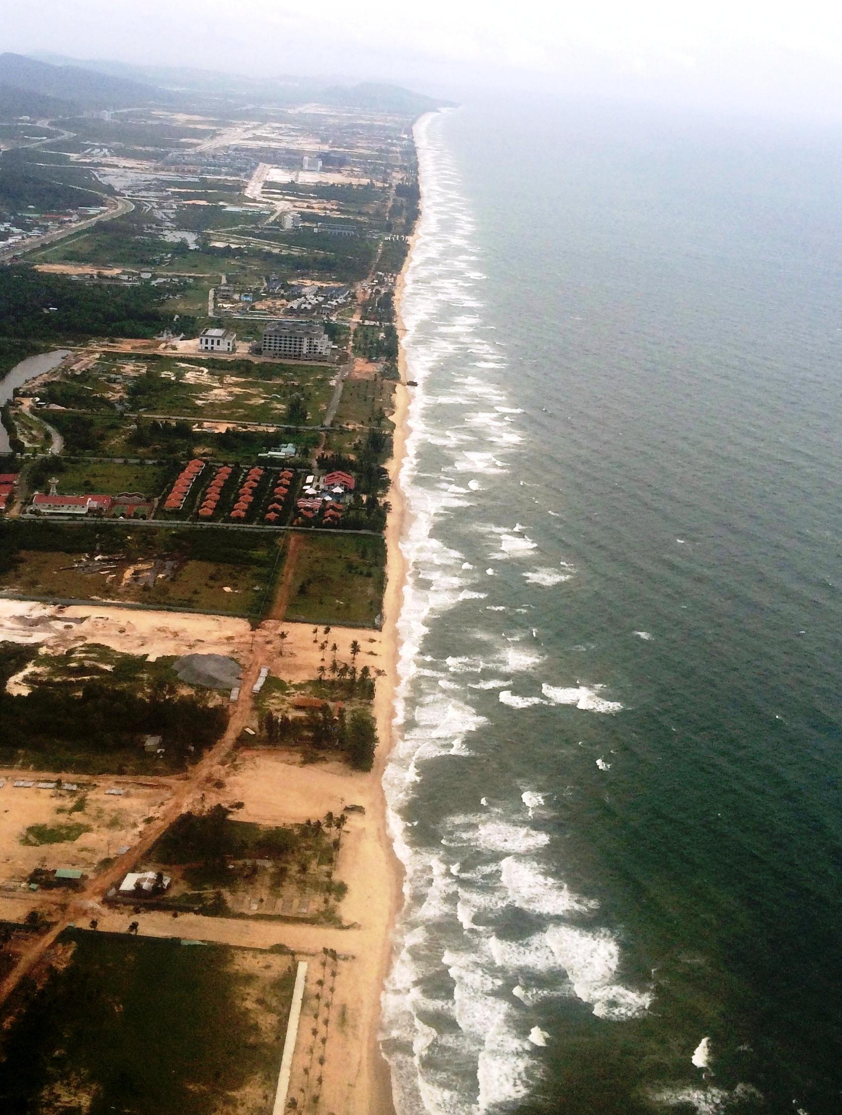 Bãi biển tại Phú Quốc - Nguồn ảnh: Doãn Đức