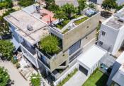 The Concrete House 01 – Thoát ra khỏi kịch bản nhà ở đô thị nhàm chán