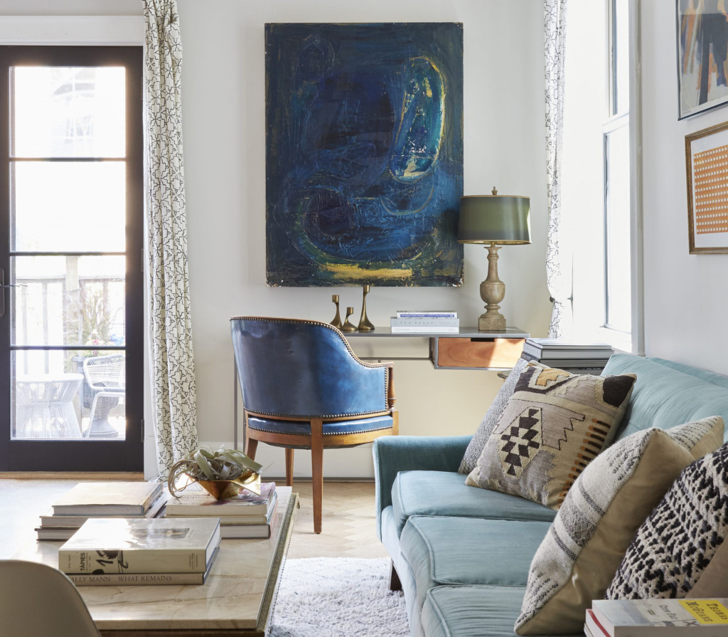 Phong cách nội thất đương đại với nét đẹp thanh lịch được đánh giá rất thích hợp dùng cho không gian phòng khách