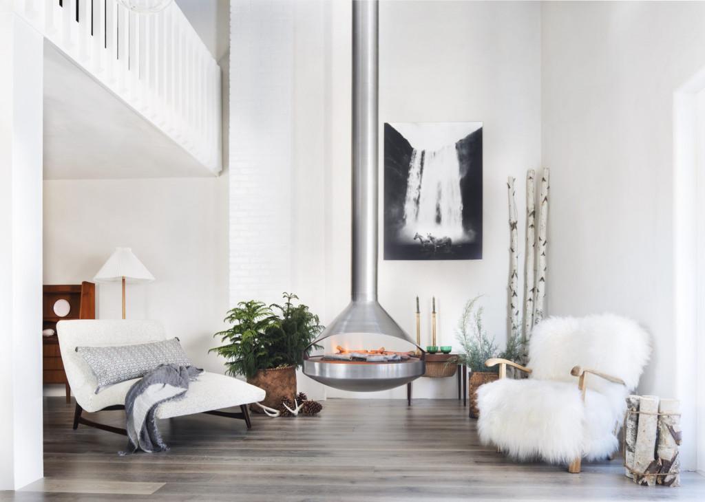 Người dùng luôn cảm nhận được vẻ đẹp thanh lịch, không khí thoải mái, dễ chịu bên trong căn phòng khách đương đại