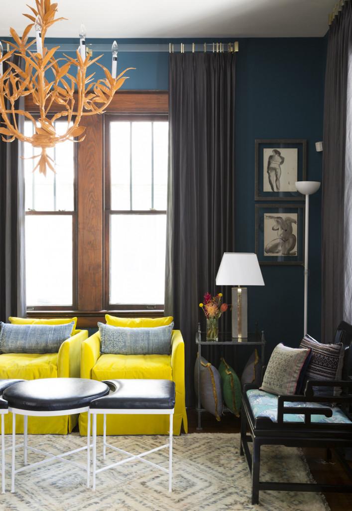 Căn phòng khách với phong cách đương đại của bạn sẽ chẳng phải lo sợ trông lỗi thời, lạc hậu
