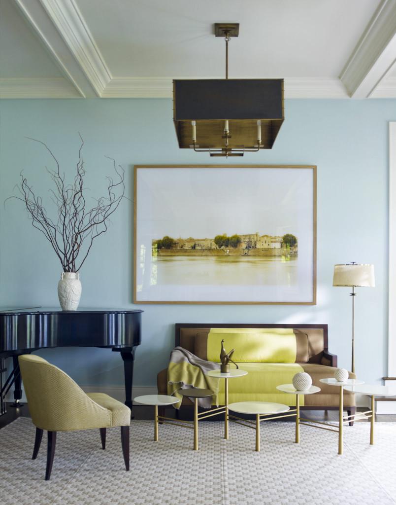 Nếu bạn đang tìm kiếm một lối thiết kế nội thất thích hợp với không gian phòng khách gia đình thì đừng bỏ lỡ những gợi ý dưới đây