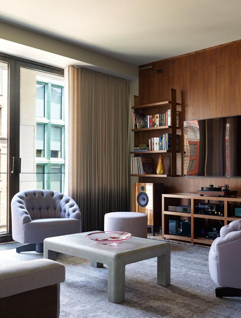 Đến nay phong cách nội thất đương đại vẫn là lựa chọn của rất nhiều gia đình không chỉ riêng với phòng khách mà còn dùng cho cả phòng ăn, phòng làm việc và phòng ngủ