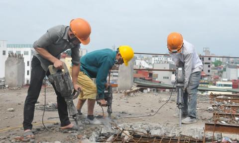 Hoàn Kiếm, Hà Nội: Cưỡng chế các công trình xây dựng sai phép