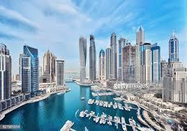 Thành phố trên biển ở Dubai, UAE