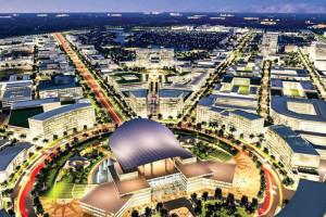 TPHCM: Đề xuất điều chỉnh quy hoạch 3 khu vực thuộc khu đô thị sáng tạo phía Đông