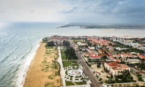 """Tạo dựng """"đô thị xanh"""" ven biển Việt Nam"""