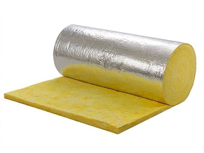 Bông thuỷ tinh cách nhiệt thường được sử dụng trong các xí nghiệp, nhà máy