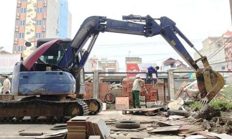 Xử lý nghiêm vi phạm trật tự xây dựng