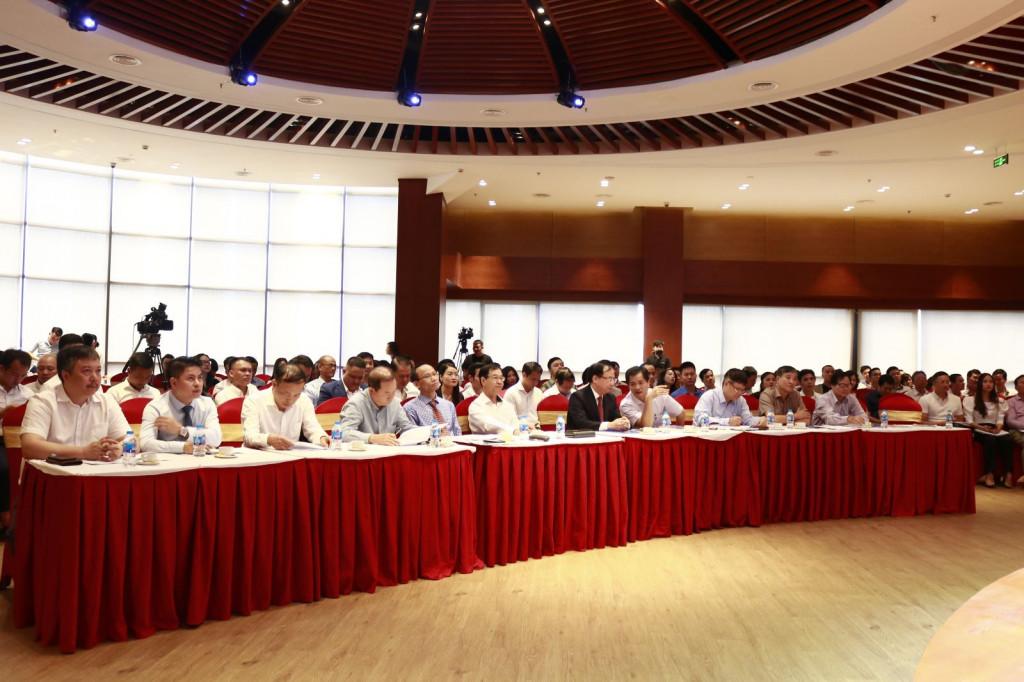 Hội thảo thu hút đông đảo chuyên gia, khách mời tham dự