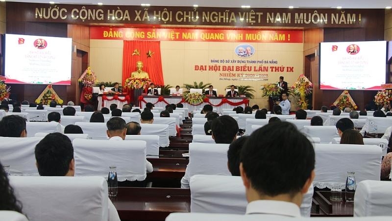 Đại hội đại biểu Đảng bộ Sở Xây dựng khóa IX nhiệm kỳ 2020-2025