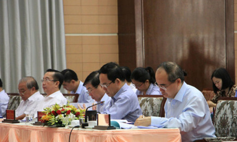 Thành ủy TP Hồ Chí Minh sơ kết công tác thanh tra: Sai phạm phổ biến là về quản lý đất đai