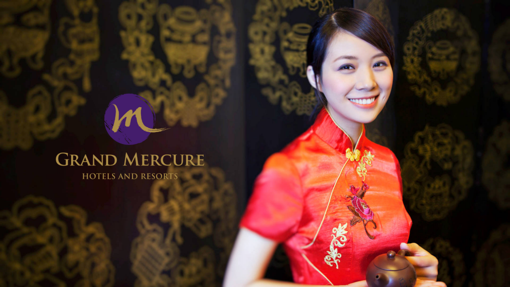 Discover a new authentic - Khám phá những giá trị chuẩn mực là định hướng thương hiệu của Grand Mercure