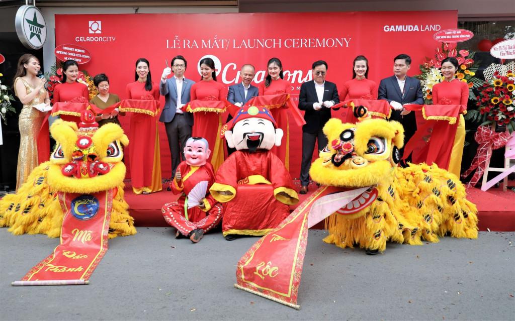 Gamuda Land đã chính thức ra mắt dịch vụ trang trí nội thất cao cấp GL Creations tại TP.HCM