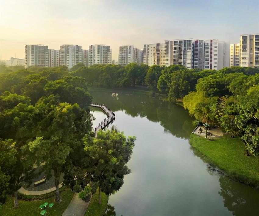 Thị trường BĐS Việt Nam đang dần hồi phục sau dịch với nhiều dự án tiềm năng (Hình minh họa: Celadon City)