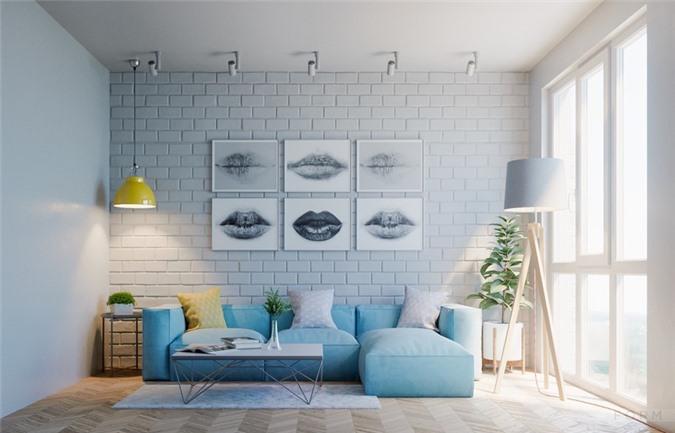 Chọn vỏ bọc ghế sofa giúp bạn nhanh chóng có thể thay đổi màu sắc căn phòng