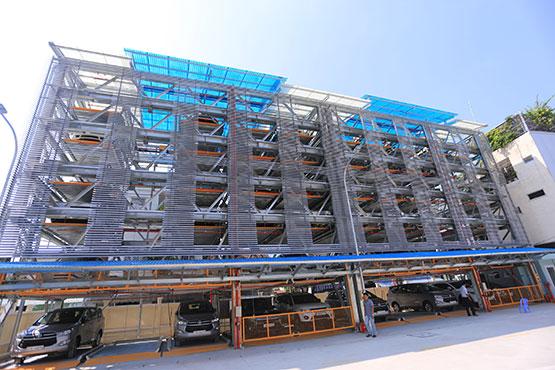 Dự án bãi đỗ xe tại số 255 Phan Châu Trinh đã được TP. Đà Nẵng đầu tư thí điểm ở giai đoạn 1
