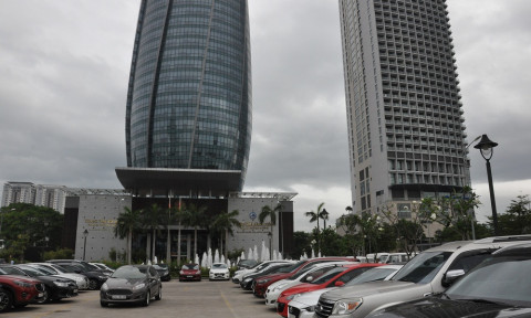 Đà Nẵng đầu tư hơn 100 tỷ đồng xây dựng hai bãi đỗ xe