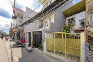 Ngôi nhà mái đôi ở Sài Gòn