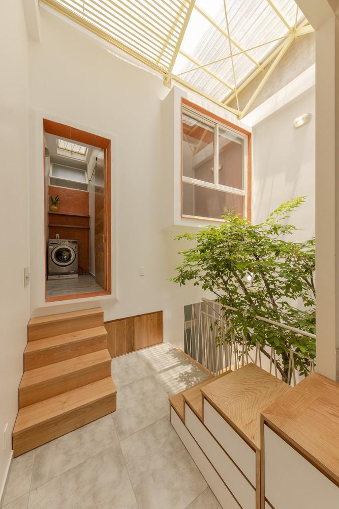 Thiết kế nhà đơn giản nhưng đã giải quyết thành công vấn đề về khí hậ