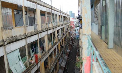 Bế tắc trong cải tạo chung cư cũ tại TPHCM