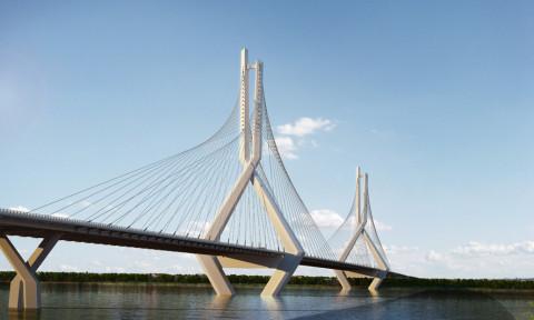 Công bố kết quả tuyển chọn phương án kiến trúc cầu Tứ Liên
