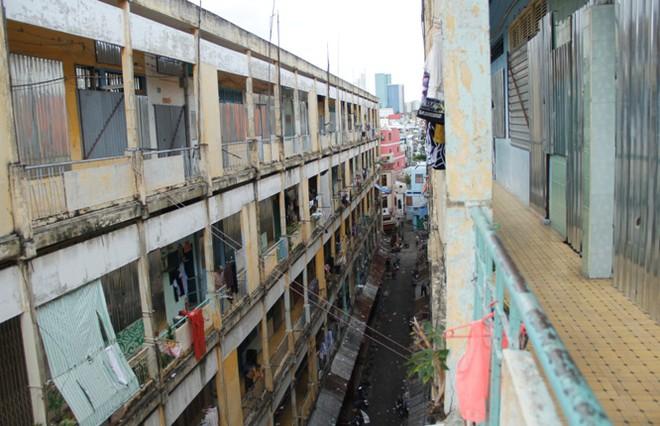 Hà Nội đứng đầu cả nước về số nhà chung cư cũ với 1.579 khối, chiếm 63% tổng số nhà chung cư cũ