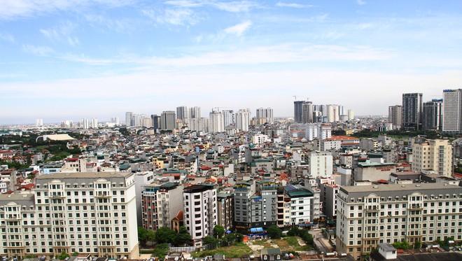 Nhu cầu nhà ở của người dân đô thị hiện rất lớn. Ảnh: Thành Nguyễn
