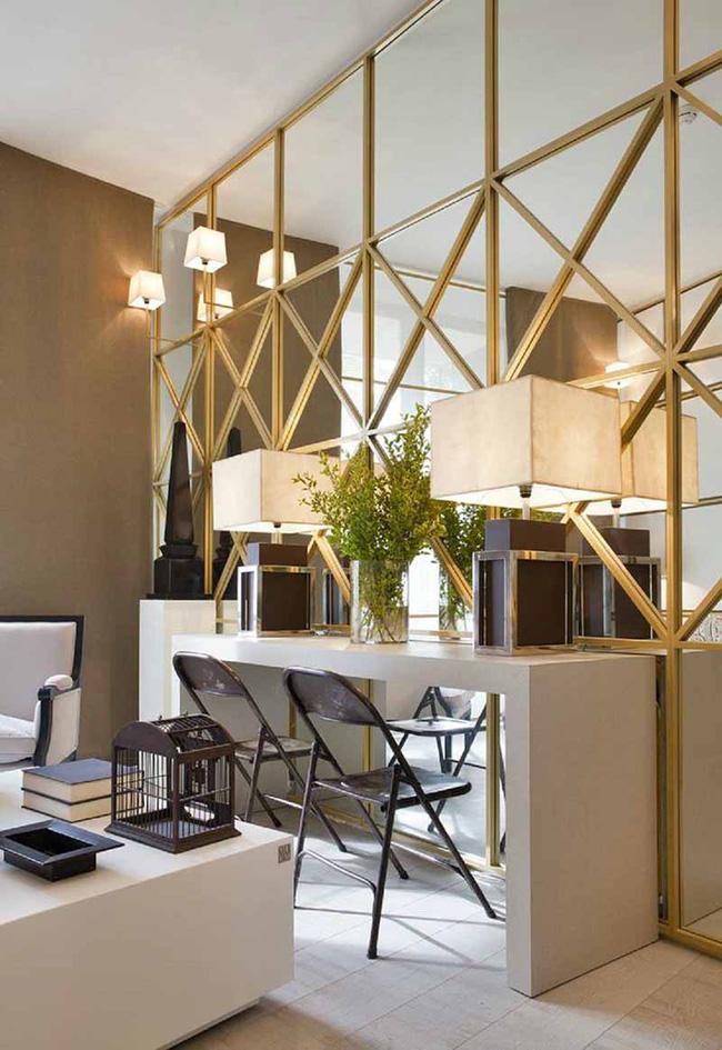 Một thiết kế thông minh mà bạn có thể học tập và áp dụng ngay cho không gian sống của gia đình