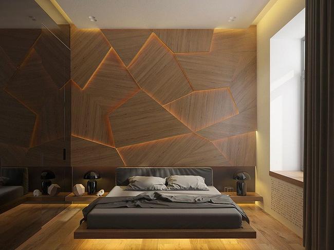 Một thiết kế phòng ngủ đơn giản nhưng không hề tầm thường chút nào khiến bất kỳ ai cũng bị mê hoặc