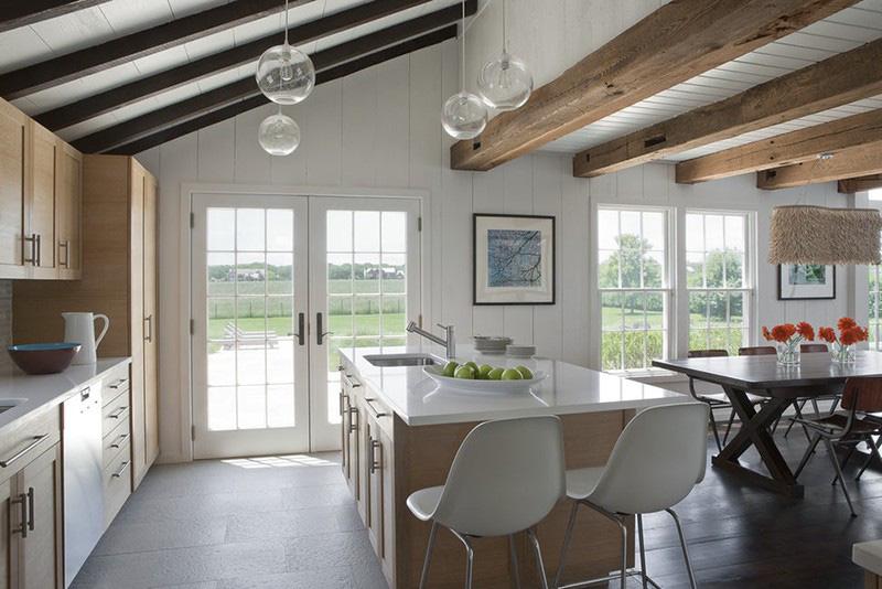 Cùng với chất liệu gỗ tự nhiên truyền thống, giờ đây các gia đình còn có thêm lựa chọn với chất liệu gỗ công nghiệp trong thiết kế nội thất gia đình