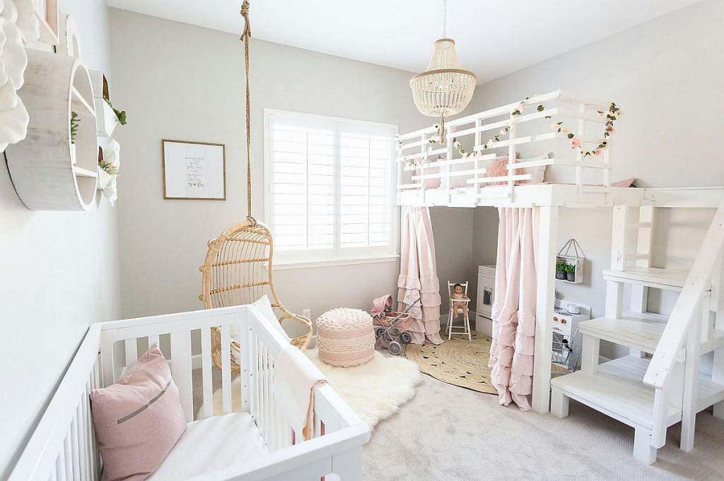 Tìm hiểu xu hướng mới nhất để tạo nên không gian tuyệt đẹp dành cho bé trong mùa hè này