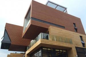 Ứng dụng của gỗ nhựa Plawood trong thiết kế nội – ngoại thất