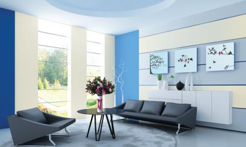 Mẹo chọn sơn nội thất giúp tổ ấm thêm năng lượng