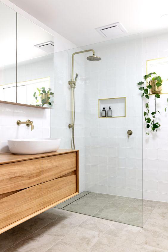 Phòng vệ sinh hiện đại và đầy đủ công năng